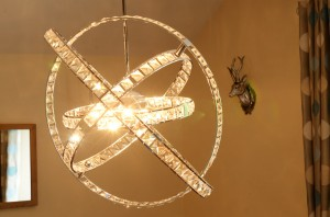 Overbeck, Ambleside, Dining Room Light