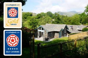 Overbeck, Ambleside, 5 Star Gold Award