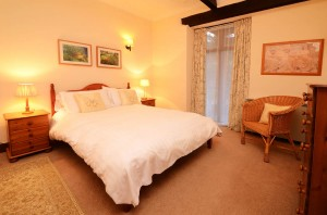 The Coach House at Neum Crag Bedroom 2
