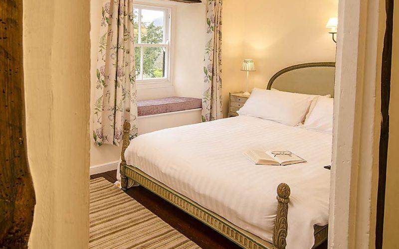 Speddy Cottage Double Bedroom Room