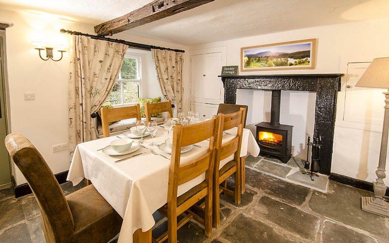 Speddy Cottage Dining Room