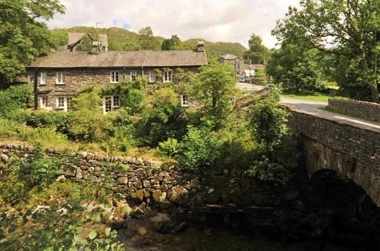 Bridge Syke Cottage Exterior