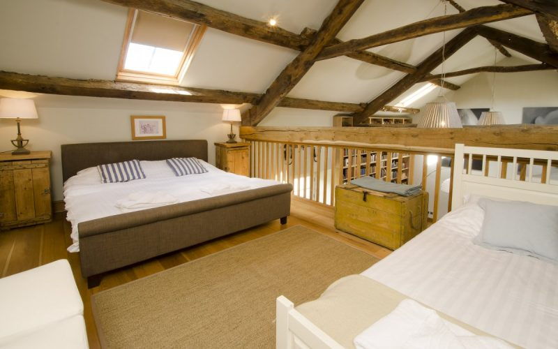Waterside Barn Bedroom