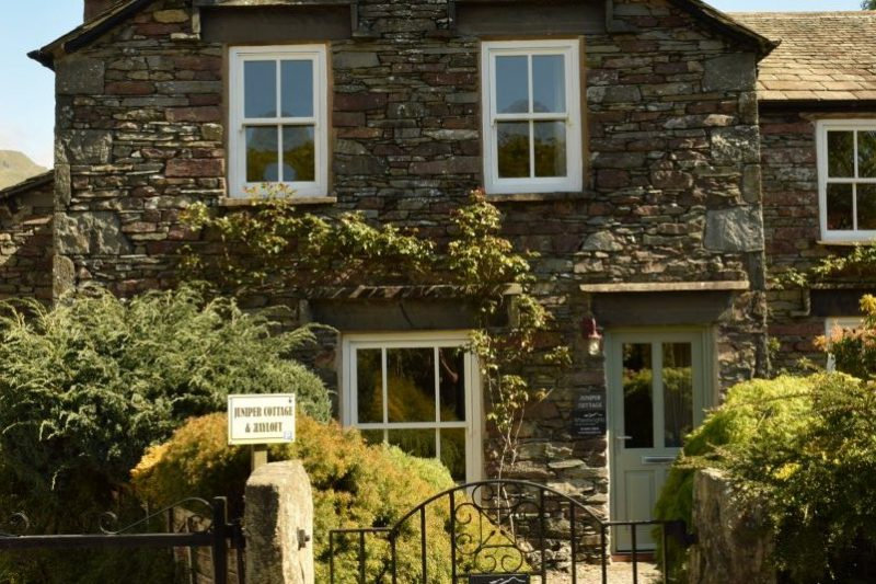Juniper Cottage Grasmere Exterior