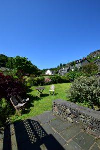 Myrtle Cottage Rear Garden (shared)