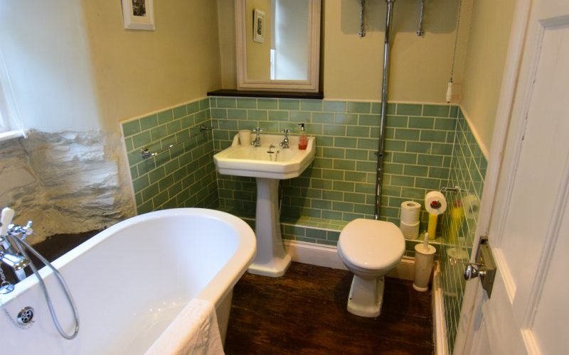 Mr. Harvisons Bathroom