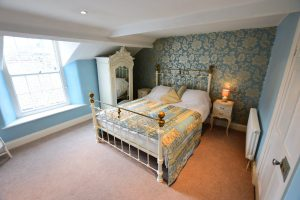 Mr. Harvisons Double Bedroom