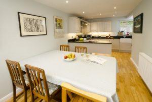 Becks Steps Kitchen/ Dining Area